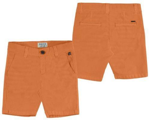 Boys Mayoral Shorts 202 - Orange