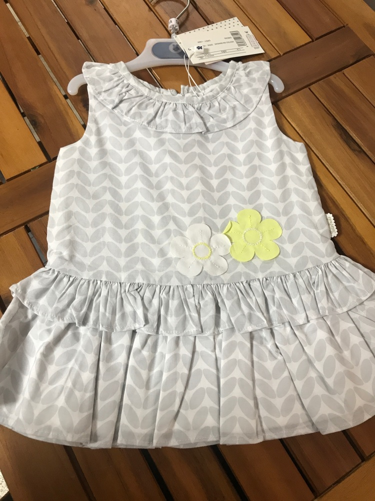 CLEARANCE PRICE Girls Tutto Piccolo Dress 12m