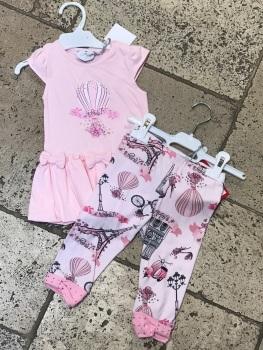 CLEARANCE PRICE Girls Adee Leggings Set 18m