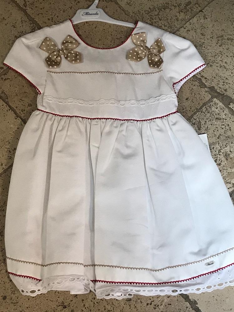CLEARANCE PRICE Girls Miranda Dress 12 years