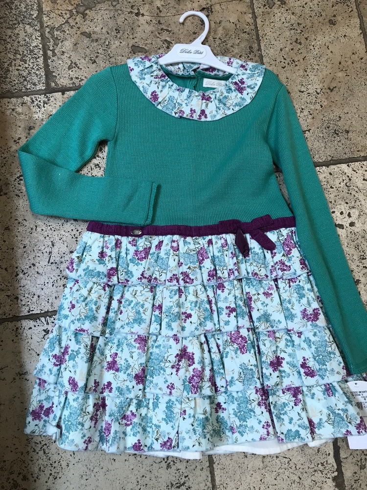 CLEARANCE PRICE Girls Dolce Petit Dress 12 years
