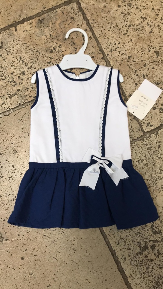 CLEARANCE PRICE Girls Spanish Dress 12m