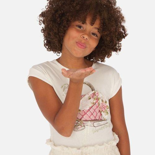 Girls Mayoral T Shirt 6002