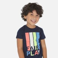 Boys Mayoral T Shirt and Shorts Set