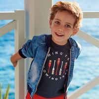 Boys Mayoral Top and Shorts Set (Shirt not Included)
