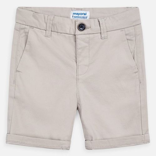 Boys Mayoral Shorts 202 - Stone 51