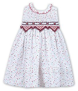 Girls Dani Dress D09327