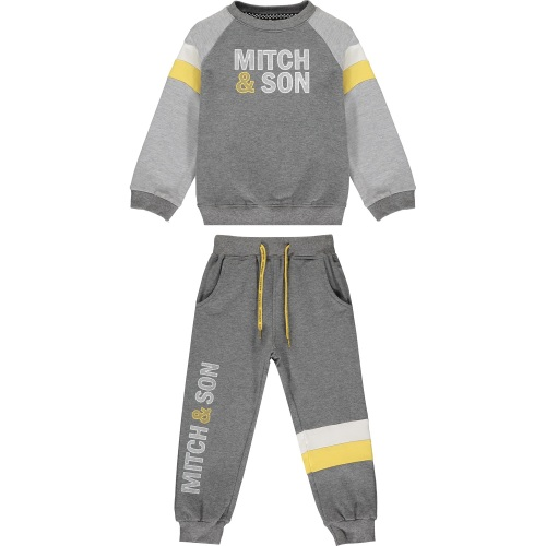 PRE ORDER AW20/21 Boys Mitch & Son Silas Tracksuit MS1409