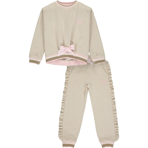 PRE ORDER AW20/21 Girls A*Dee Carousel Fern Frill Tracksuit W202507