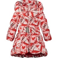 Girls A*Dee Queen of Hearts Emma Jacket W201200