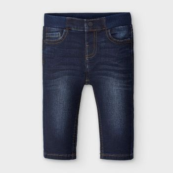 Boys Mayoral Jeans 30 Dark 25