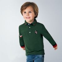 Boys Mayoral Polo Top 4134