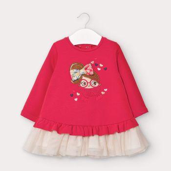 Girls Mayoral Dress 2965