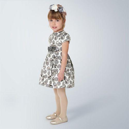 Girls Mayoral Dress 4968