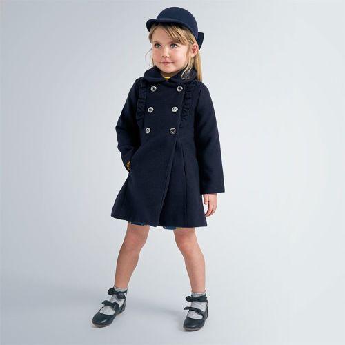 Girls Mayoral Coat 4409