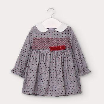 Girls Mayoral Dress 2956