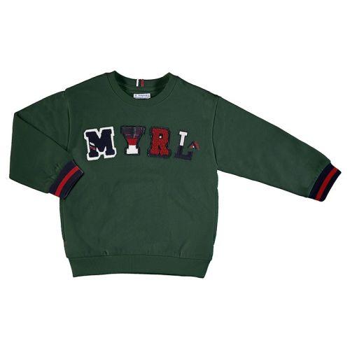 Boys Mayoral Jumper 4464 - Green 40