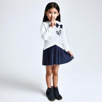 Girls Mayoral Dress 4986