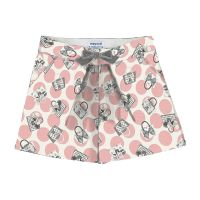Girls Mayoral Shorts 4204 Blush 76