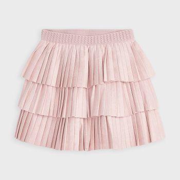Girls Mayoral Skirt 4958 Blush 78