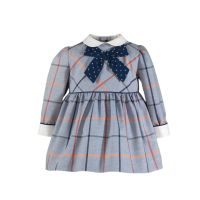 Girls Miranda Navy Dress 507