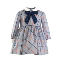 Girls Miranda Navy Dress 607