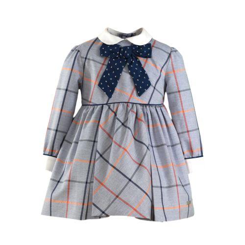 PRE ORDER AW20/21 Girls Miranda Navy Dress 607