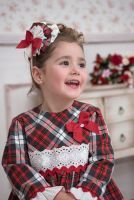 Girls Miranda Tartan Dress 236