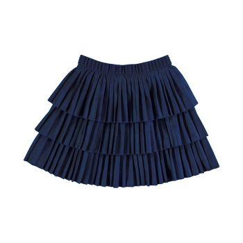 Girls Mayoral Skirt 4958 Navy 80