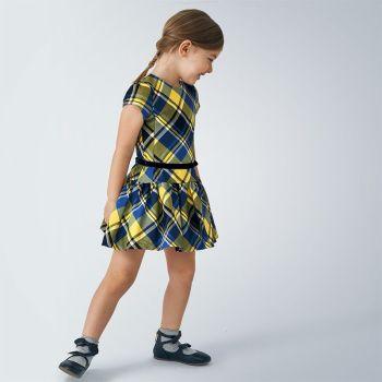 Girls Mayoral Dress 4974