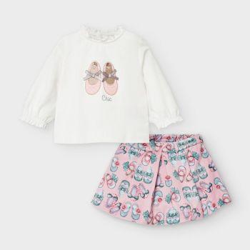 Girls Mayoral Skirt Set 2971