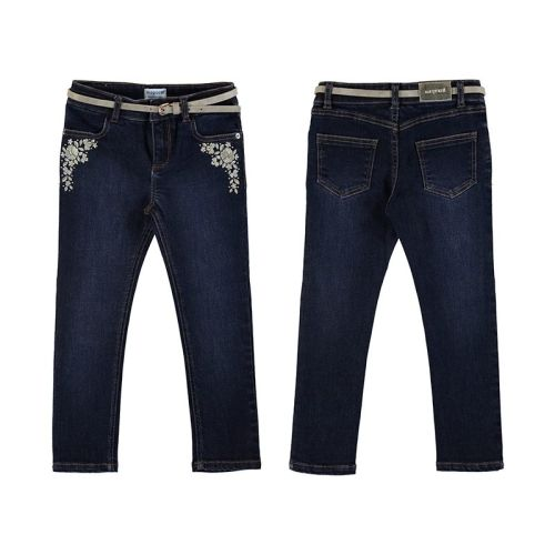 Girls Mayoral Jeans 4550