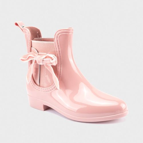 Girls Mayoral Rain Boots 46163 - Pink Glitter