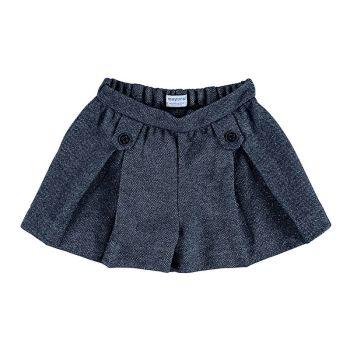 Girls Mayoral Shorts 4205 - Navy 93