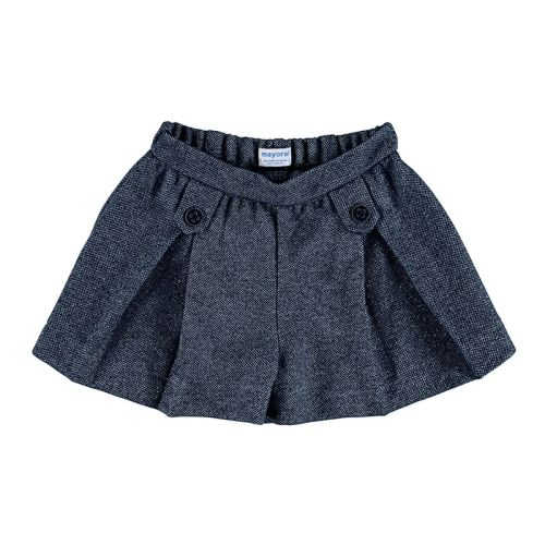Girls Mayoral Shorts 4205 - Navy 93