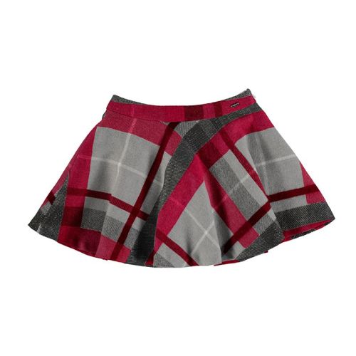 Girls Mayoral Skirt 4952 - Red 88