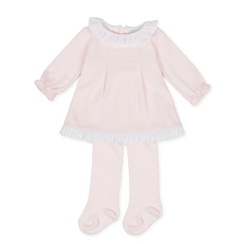 Girls Tutto Piccolo Dress and Tights 9782