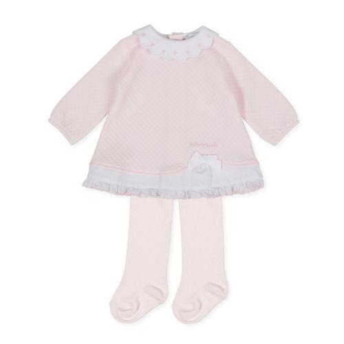 Girls Tutto Piccolo Dress and Tights 9787
