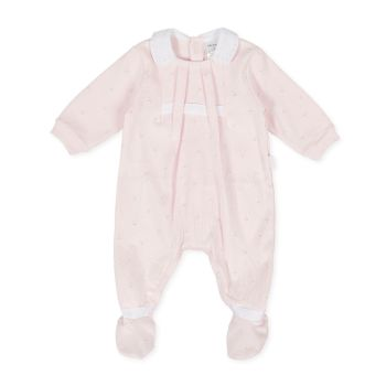 Girls Tutto Piccolo Babygrow 9086 - Pink