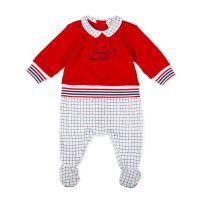 Boys Tutto Piccolo Babygrow 9096