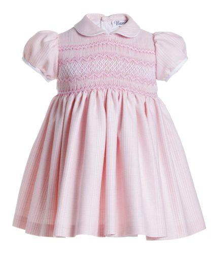 Girls Naxos Smocked Dress 6610
