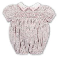 Girls Sarah Louise Romper 012083