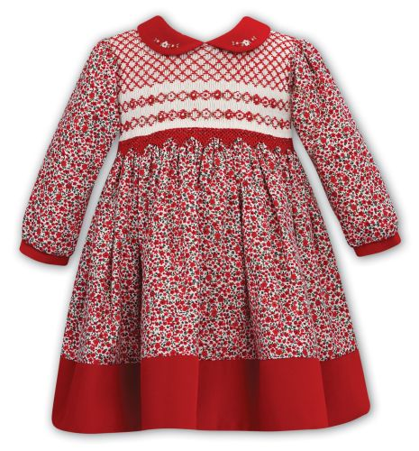 Girls Sarah Louise Dress 012191