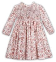 Girls Sarah Louise Dress 012098
