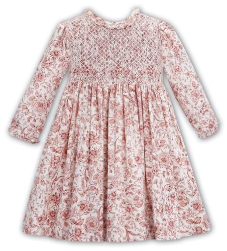 Girls Sarah Louise Dress 012098