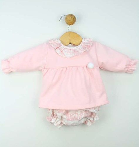 Girls Popys Pink  Set 23565