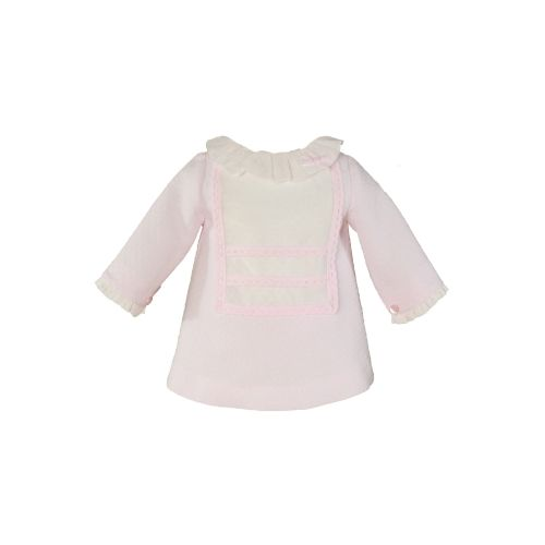Girls Miranda Pink Dress 24