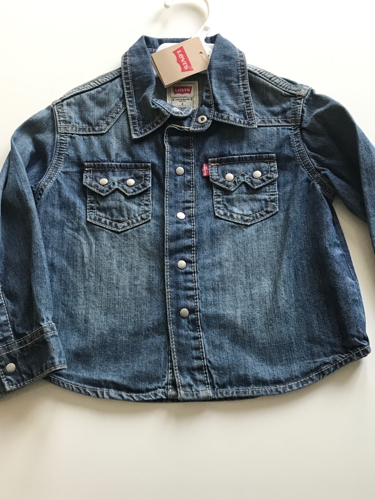CLEARANCE PRICE Boys Levi's Shirt Age 2 years
