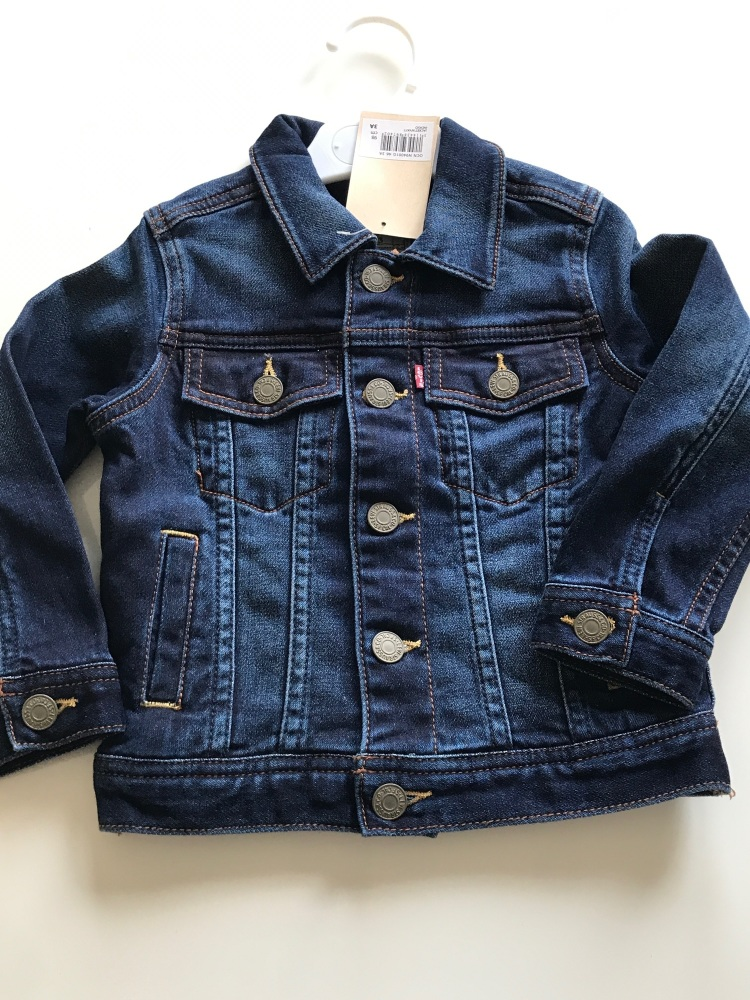 CLEARANCE PRICE Boys Levi's Jacket Age 3 years