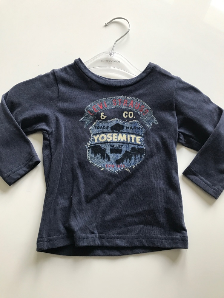 CLEARANCE PRICE Boys Levi's Top Age 12m
